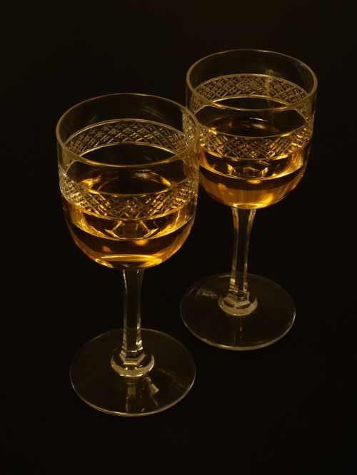 wine wine glass crystal glass