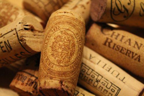 wine cork bottle