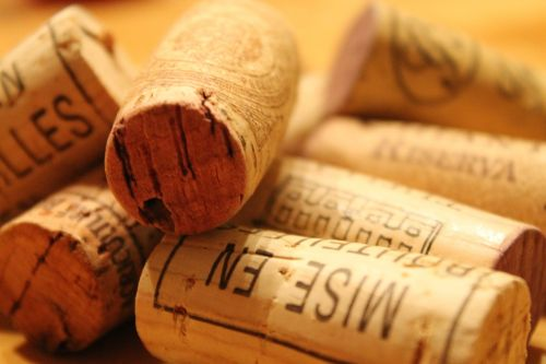 wine cork red wine