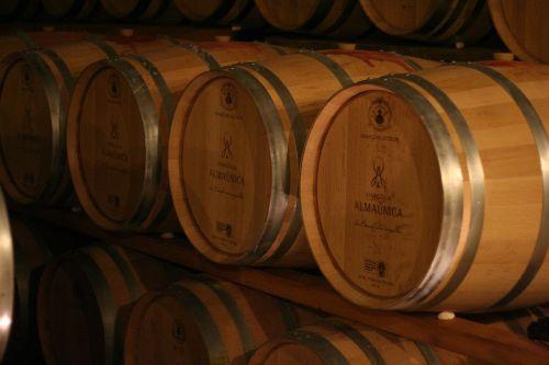 wine winery barrel