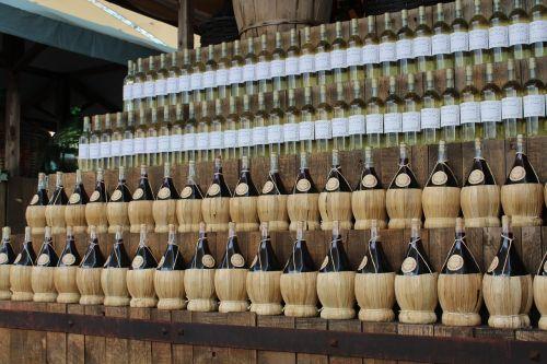 wine bottles of wine enoteca