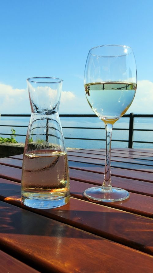 wine carafe pleasure