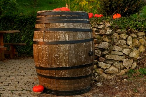 wine barrel wooden barrels barrel