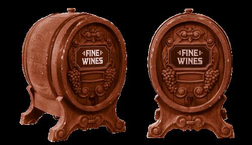wine barrel oak barrel wine