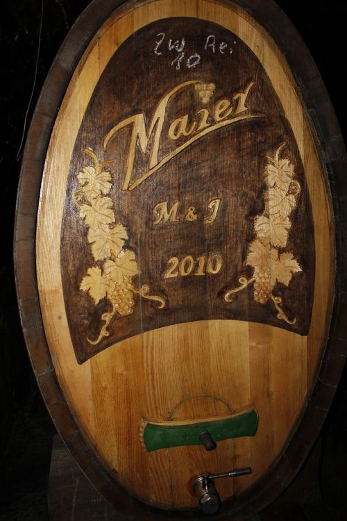wine barrel storage firm cellar