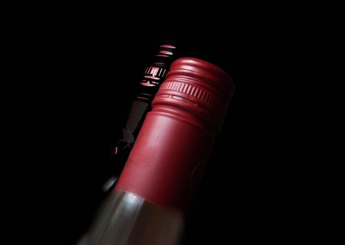 wine bottle bottleneck wine