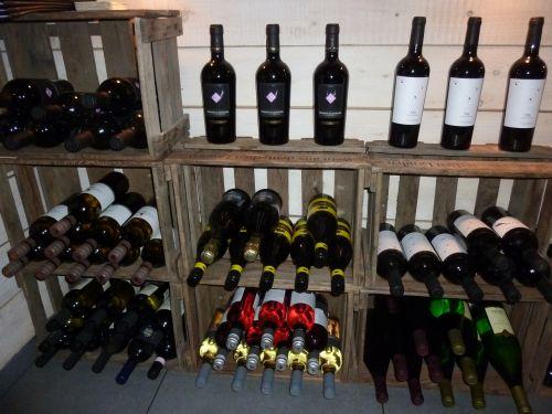 wine bottles deco decoration