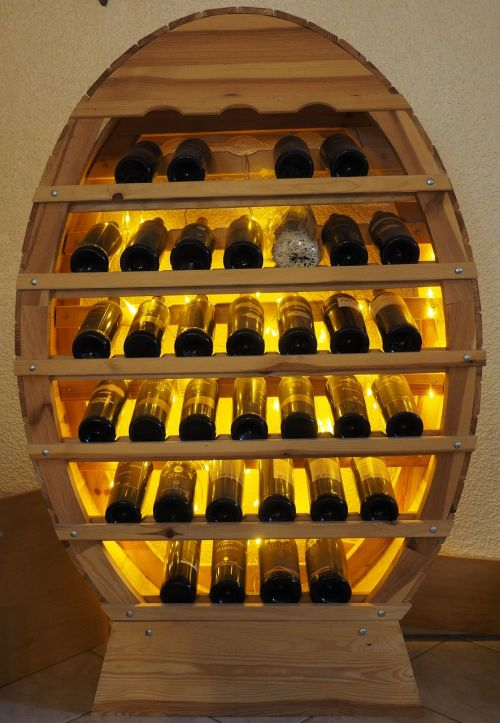 wine rack wine shelf