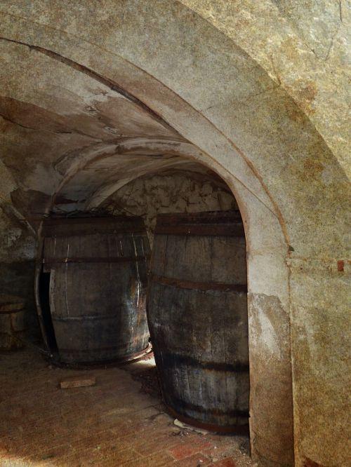 winery barrel cask