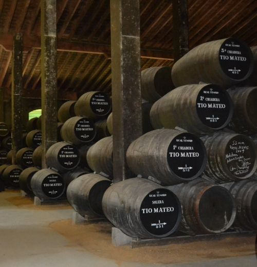 winery sherry wine