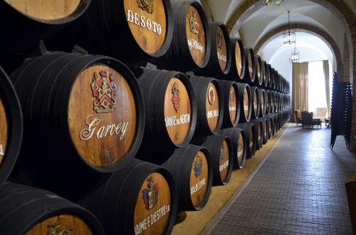 winery wine cask