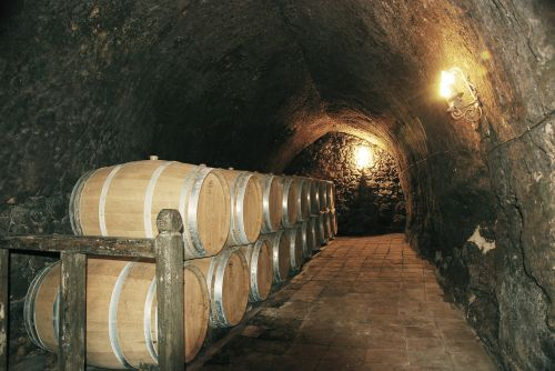 winery wine cave