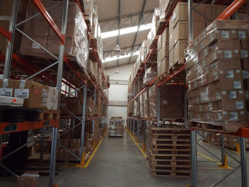 winery storage warehouse