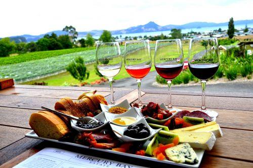 winery new zealand mercury bay