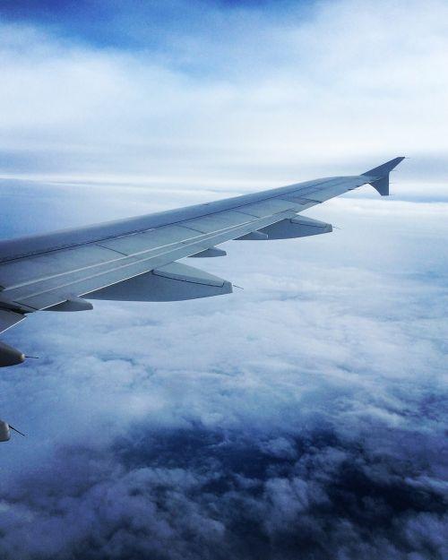 wing aircraft air france