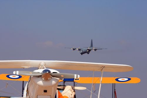 Wings Of Bi-planes