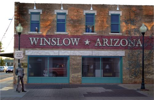 winslow arizona arizona winslow