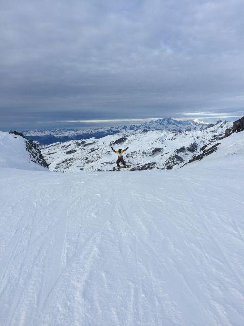 winter snow ski