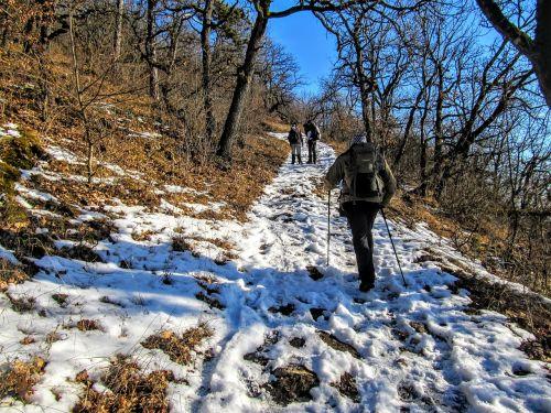 winter tour mountain