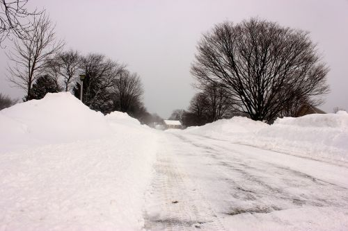 winter snow snowstorm
