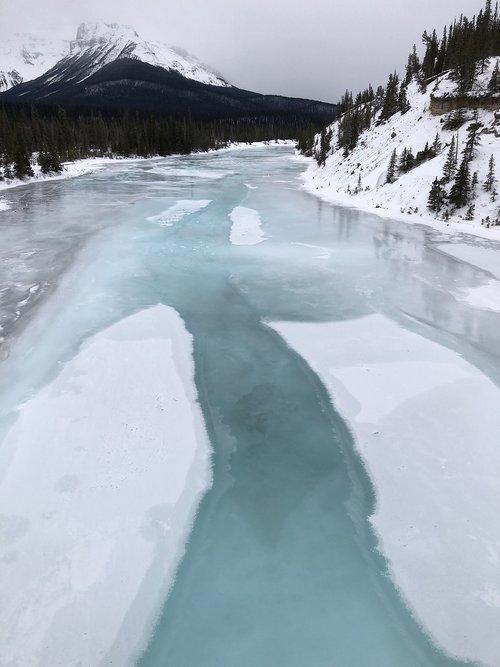 winter  ice  frozen