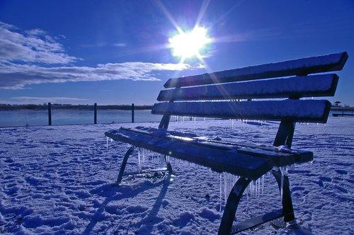 winter  winter sun  snow