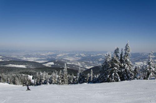 winter stok pilsko