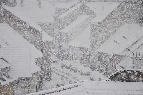 winter snow sopron hungary