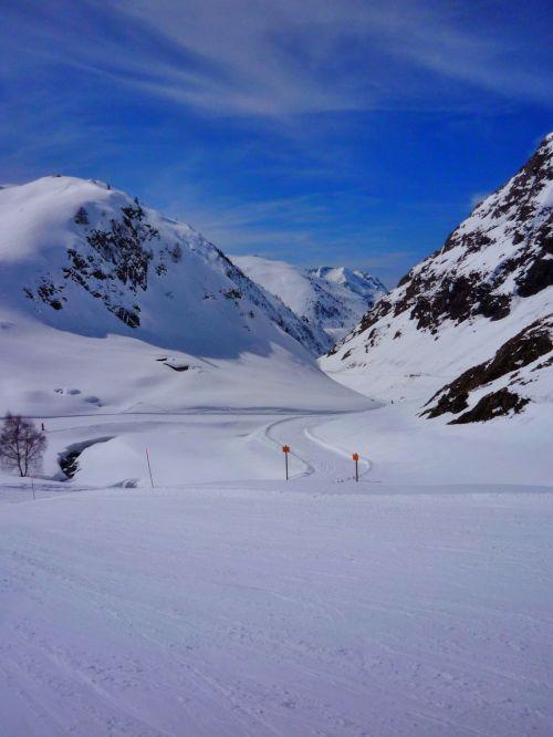 Winter Mountains 2013