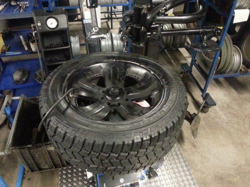 winter tires all terrain vehicle profile