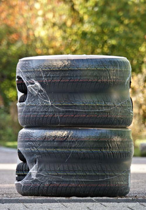 winter tires mature auto tires