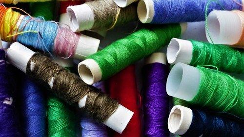 wire  couture  textile