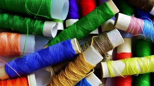 wire  textile  couture