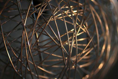 wire wire mesh wire maze