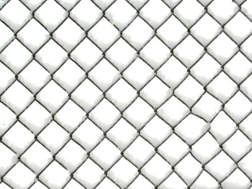 wire mesh fence snow wire mesh