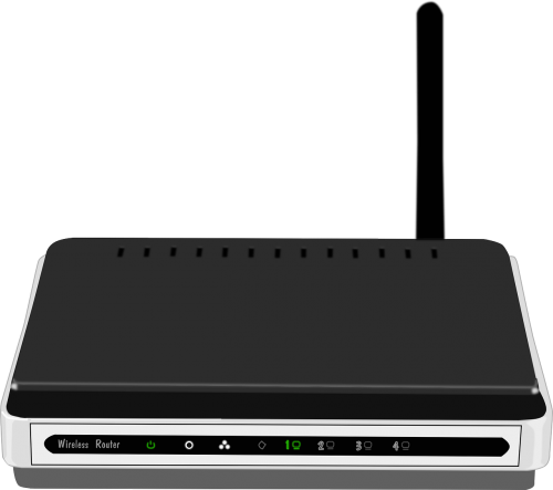 wireless router switch