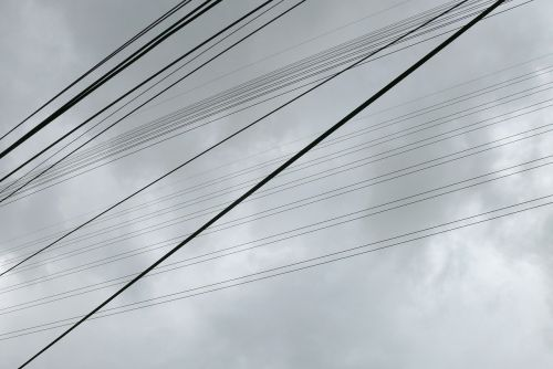 wiring hardness sky gray
