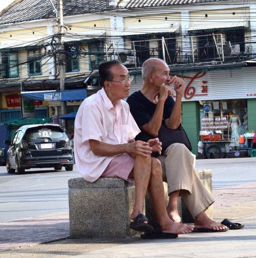 wisdom grandfather wait