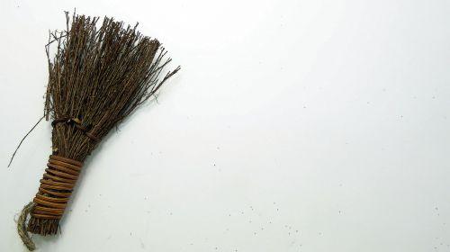 Whisk Broom Background