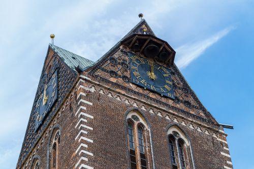 wismar st mary's church