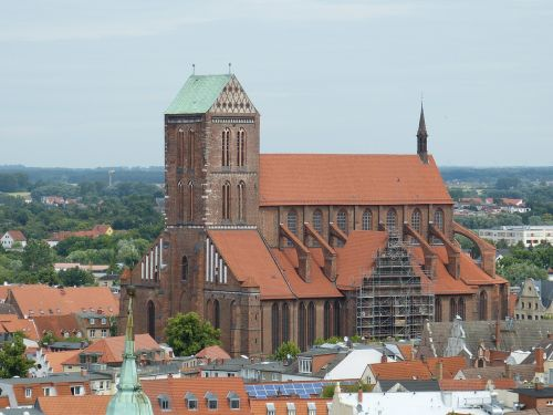 wismar outlook old town