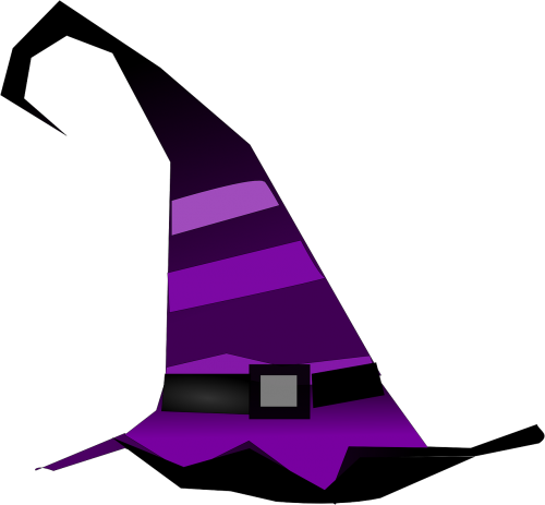 witch wizard hat
