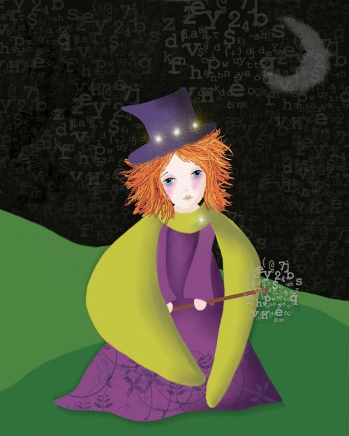 witch halloween holiday