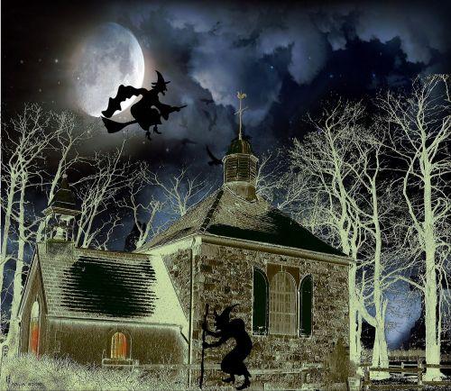 witches mystical mysticism