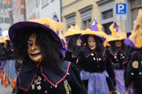 witches oberzell strassenfasnet