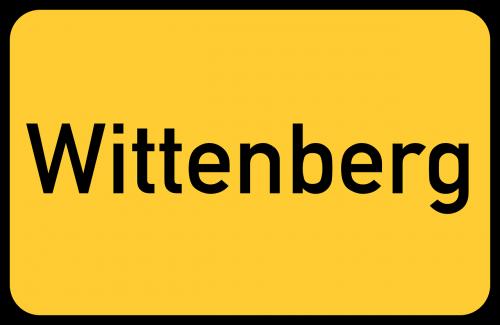 wittenberg saxony-anhalt lutherstadt