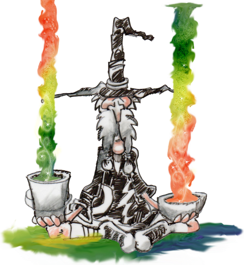 burtininkas,Paul Reynolds,spalva,magija,burtininko spalva,meditacija