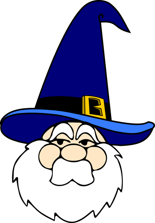 wizard man old