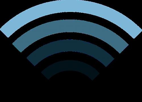 wlan antenna network