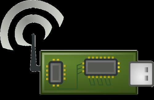 wlan wireless lan card